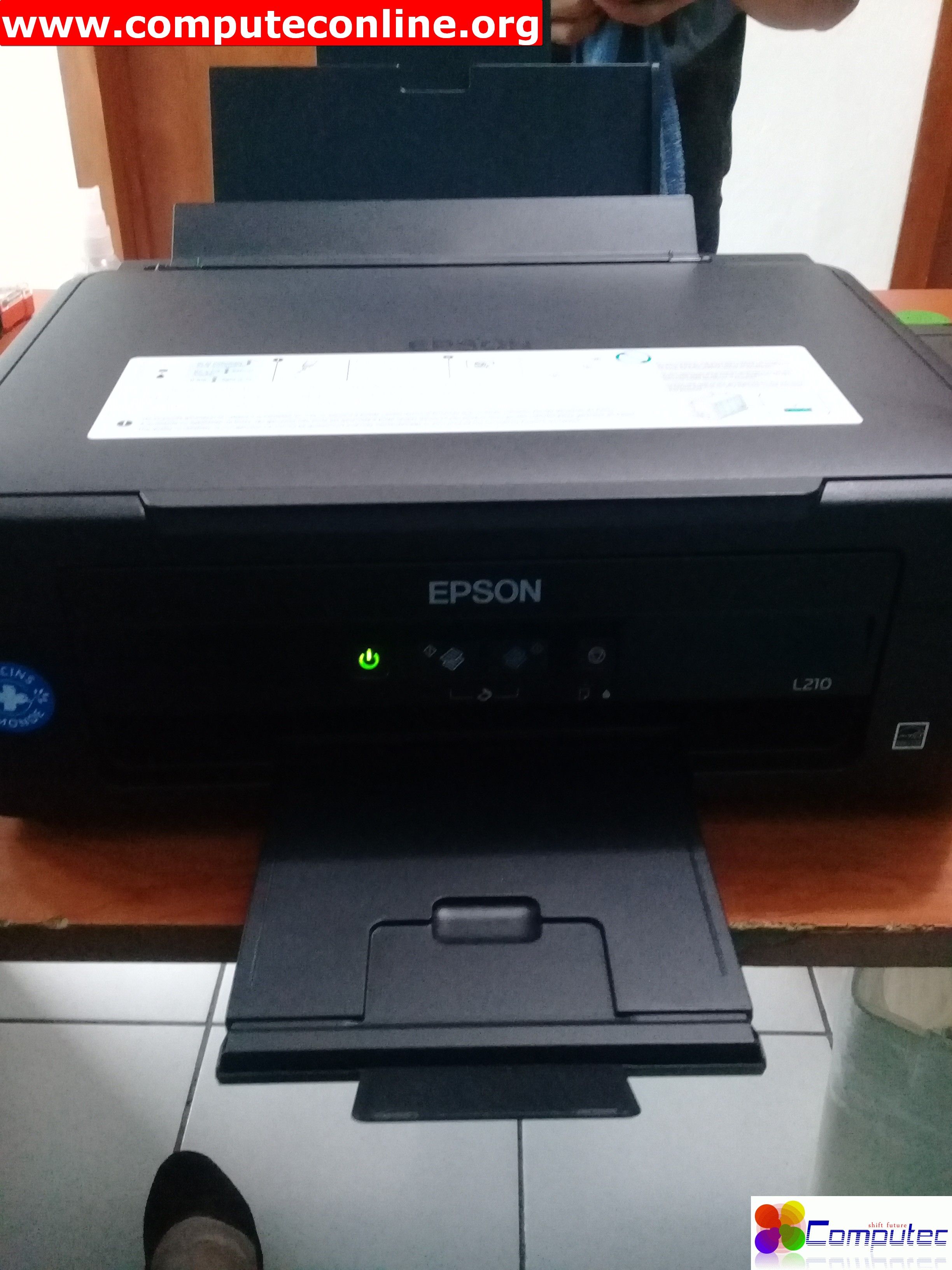 free download driver epson l210 printer